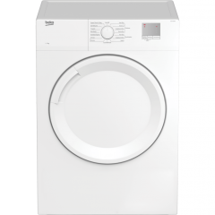 Beko DTGV7000W 7Kg Vented Dryer White