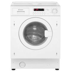 Candy CDB854 Intergated Washer Dryer White