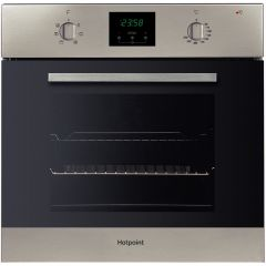 Hotpoint AOY54CIX Built-In Oven Stainless Steel