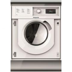 Hotpoint BIWMHG71483UKN Built In Washer 1400 Spin 7Kg Load White