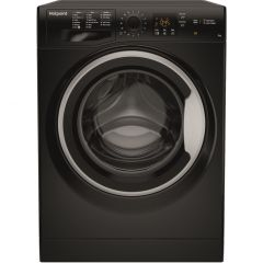 Hotpoint NSWF743UBS 7Kg Load 1400 Spin Black