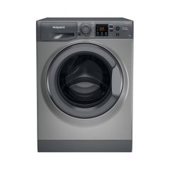 Hotpoint NSWM863CGG 1600 Spin 8Kg Load Graphite