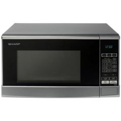 Sharp R270SLM 20Ltr 800W Microwave Touch Silver